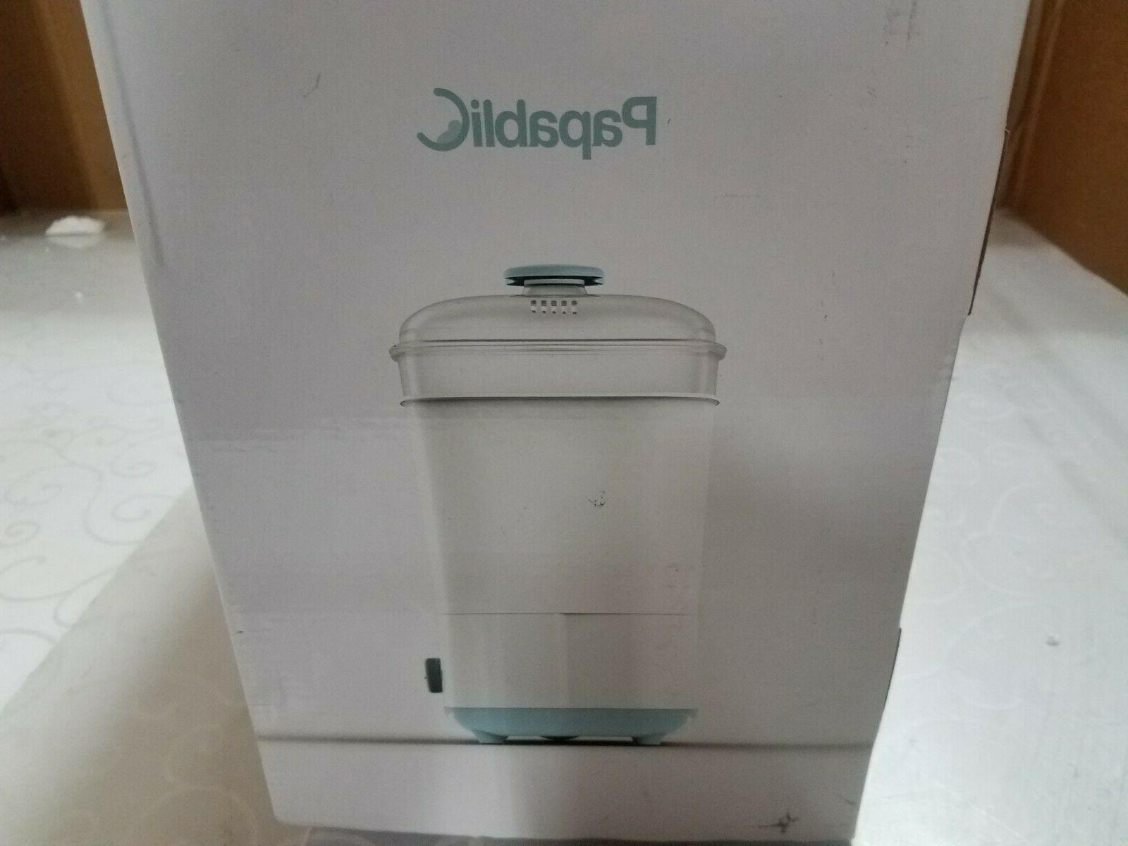 baby bottle electric steam sterilizer and dryer
