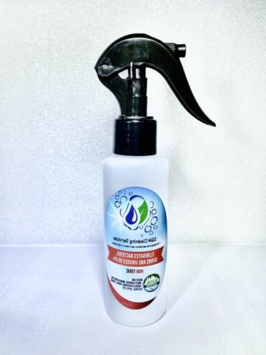 sanitation spray for your car and multi
