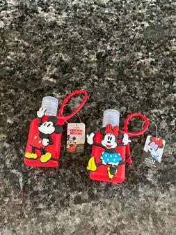 Set Disney Mickey & Minnie Mouse Carrying Holder Case Mini 1